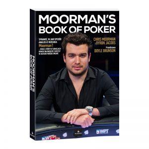"""Moorman's Book of Poker"" – Chris Moorman, Byron Jacobs"